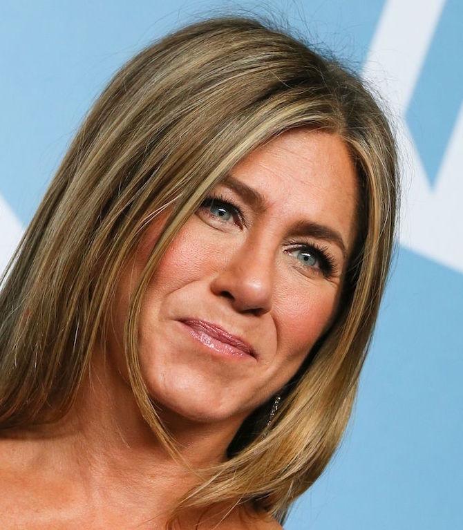 Non può essere la relazione (vera o immaginata) con Brad Pitt a definire Jennifer Aniston