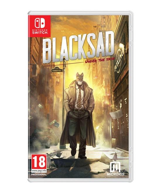 Blacksad: Under the Skin - Pendulo Studios