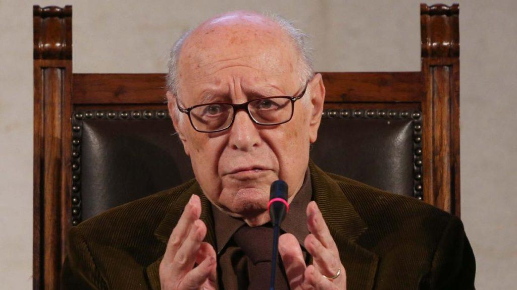 È morto il filosofo Emanuele Severino