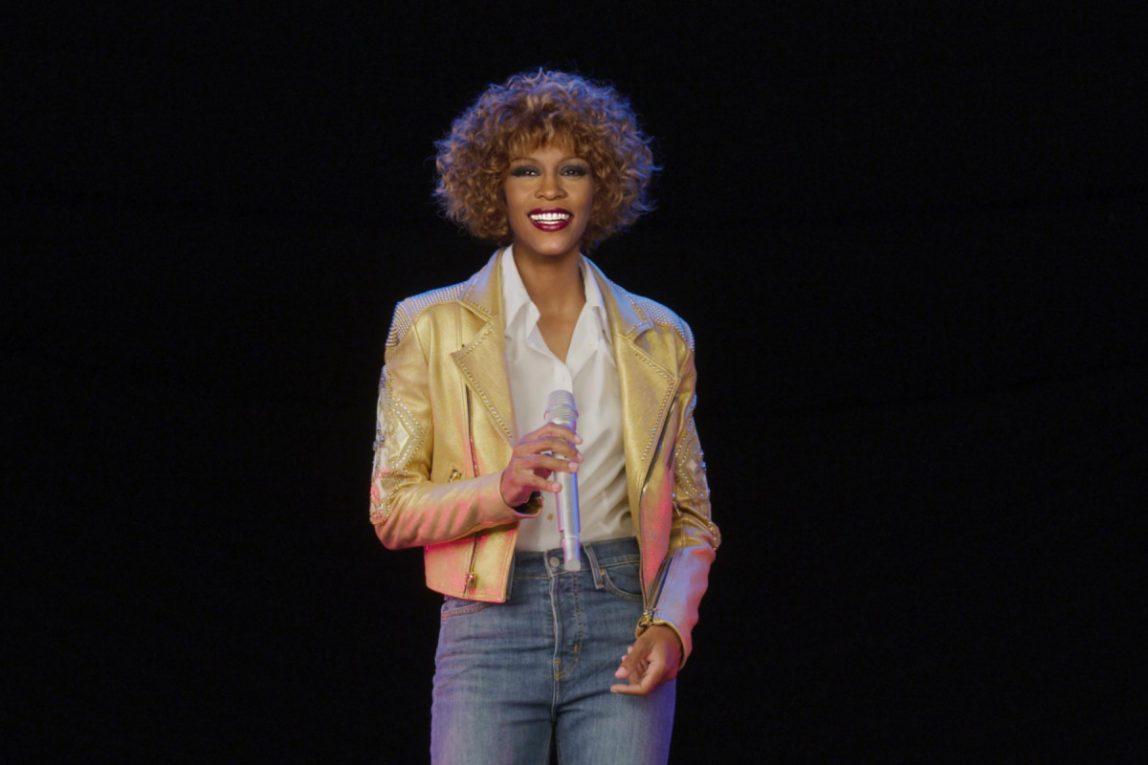 Siamo stati al concerto dell'ologramma di Whitney Houston