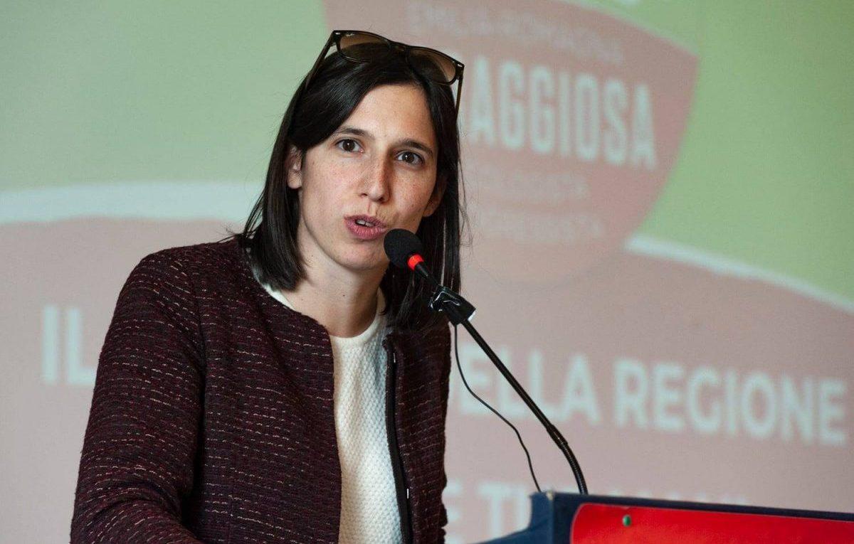 Elly Schlein è stata nominata vicepresidente dell'Emilia-Romagna