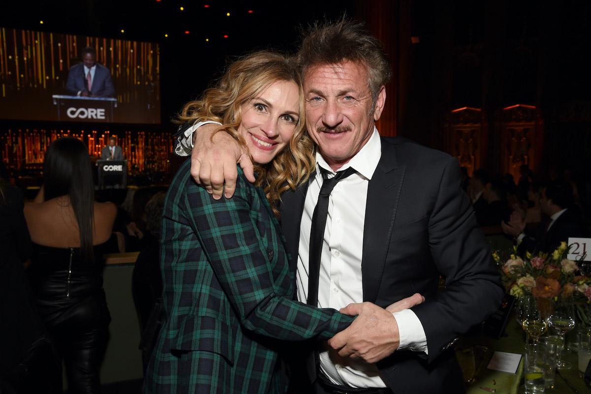 Julia Roberts e Sean Penn saranno protagonisti di una serie sul Watergate
