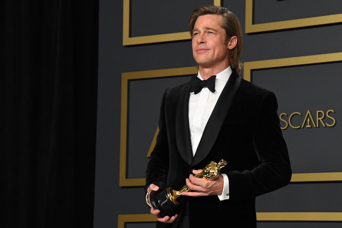 Brad Pitt (e il resto scompare)