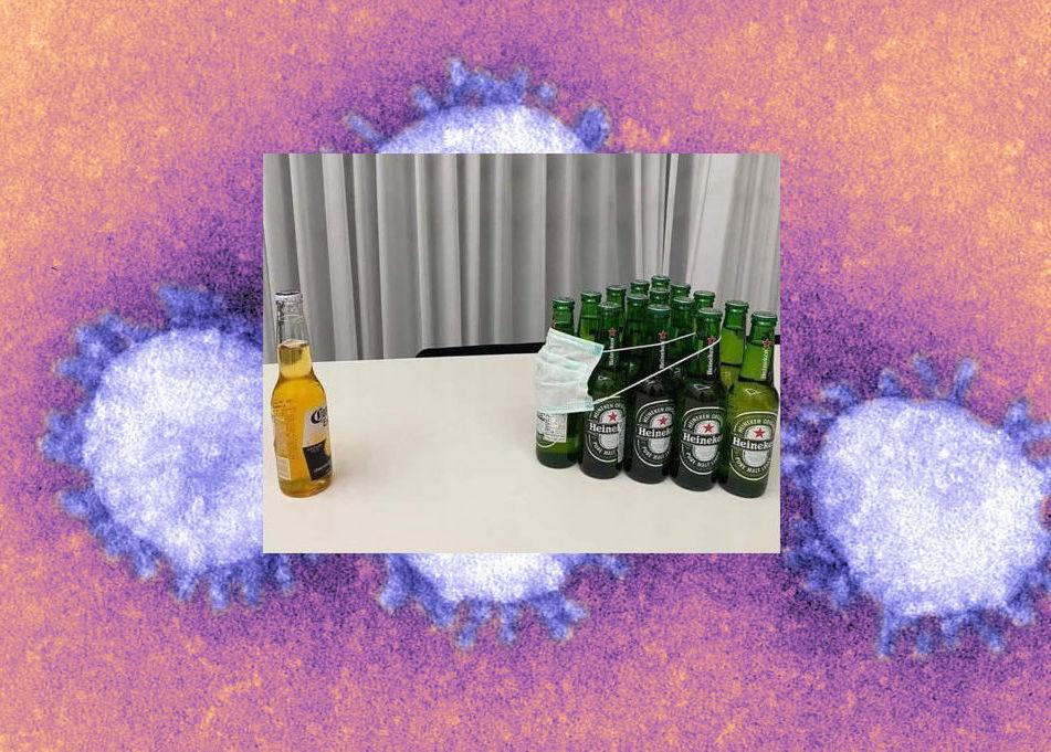 Il coronavirus è un grosso problema per la birra Corona