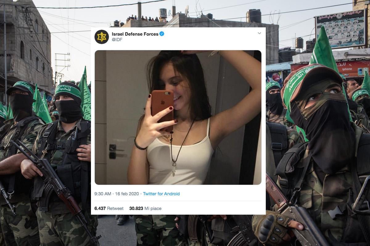 I palestinesi che si fingevano ragazze per spiare i soldati israeliani