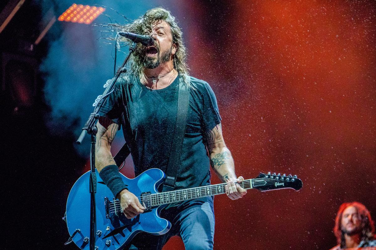 I Foo Fighters stanno speculando sulle fatiche delle piccole band?