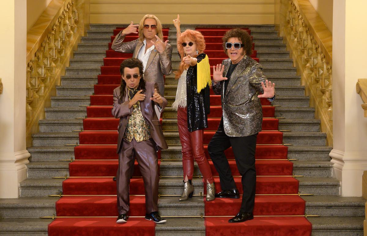 Tutto quello che c'è da sapere su 'La mia banda suona il pop' di Fausto Brizzi