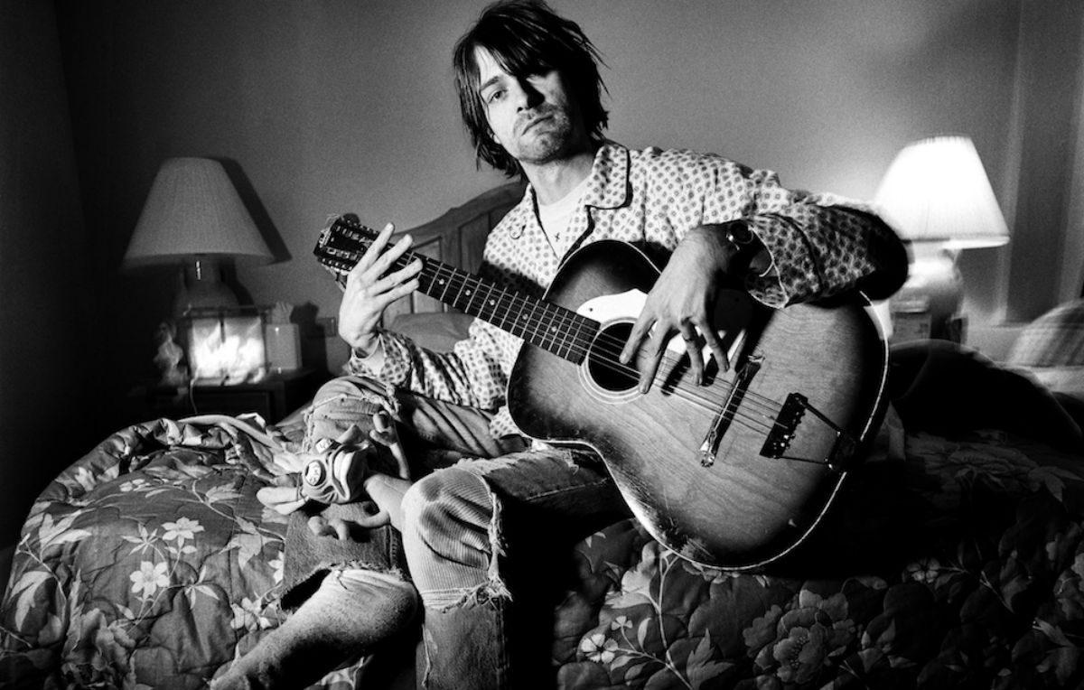 Il mistero di Kurt Cobain nelle foto di Charles Peterson