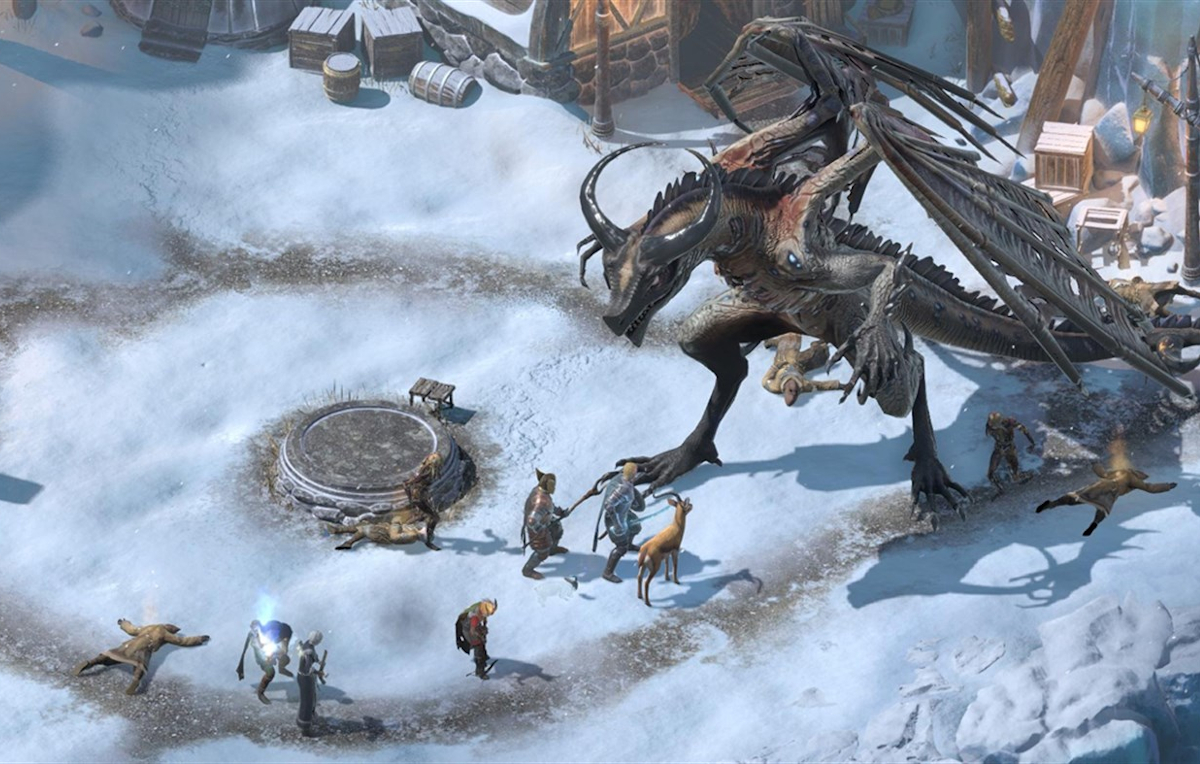 Pillars of Eternity II: Deadfire Ultimate Edition, la recensione