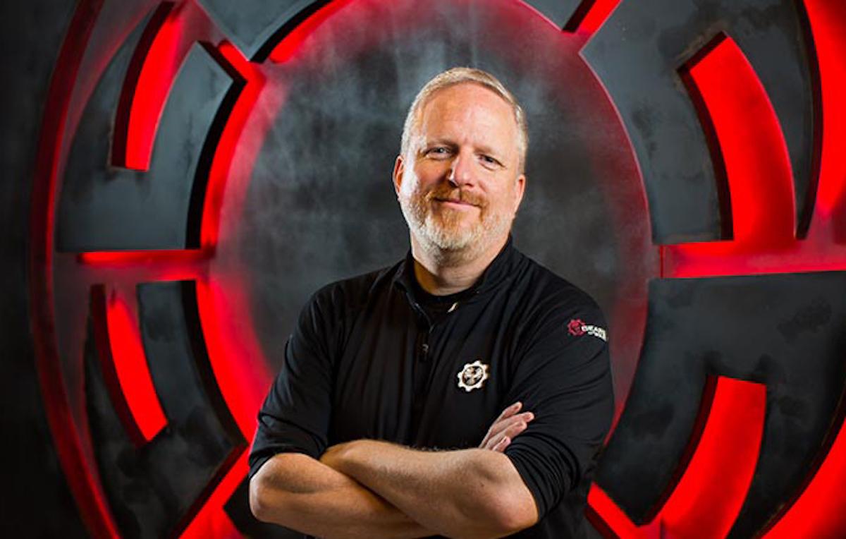Rod Fergusson molla Gears of War per Diablo