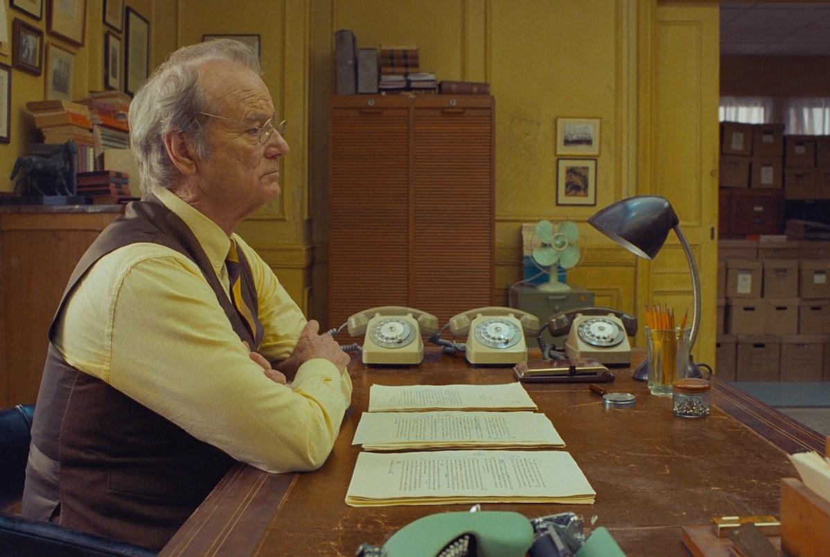 'The French Dispatch', le prime immagini del nuovo film di Wes Anderson