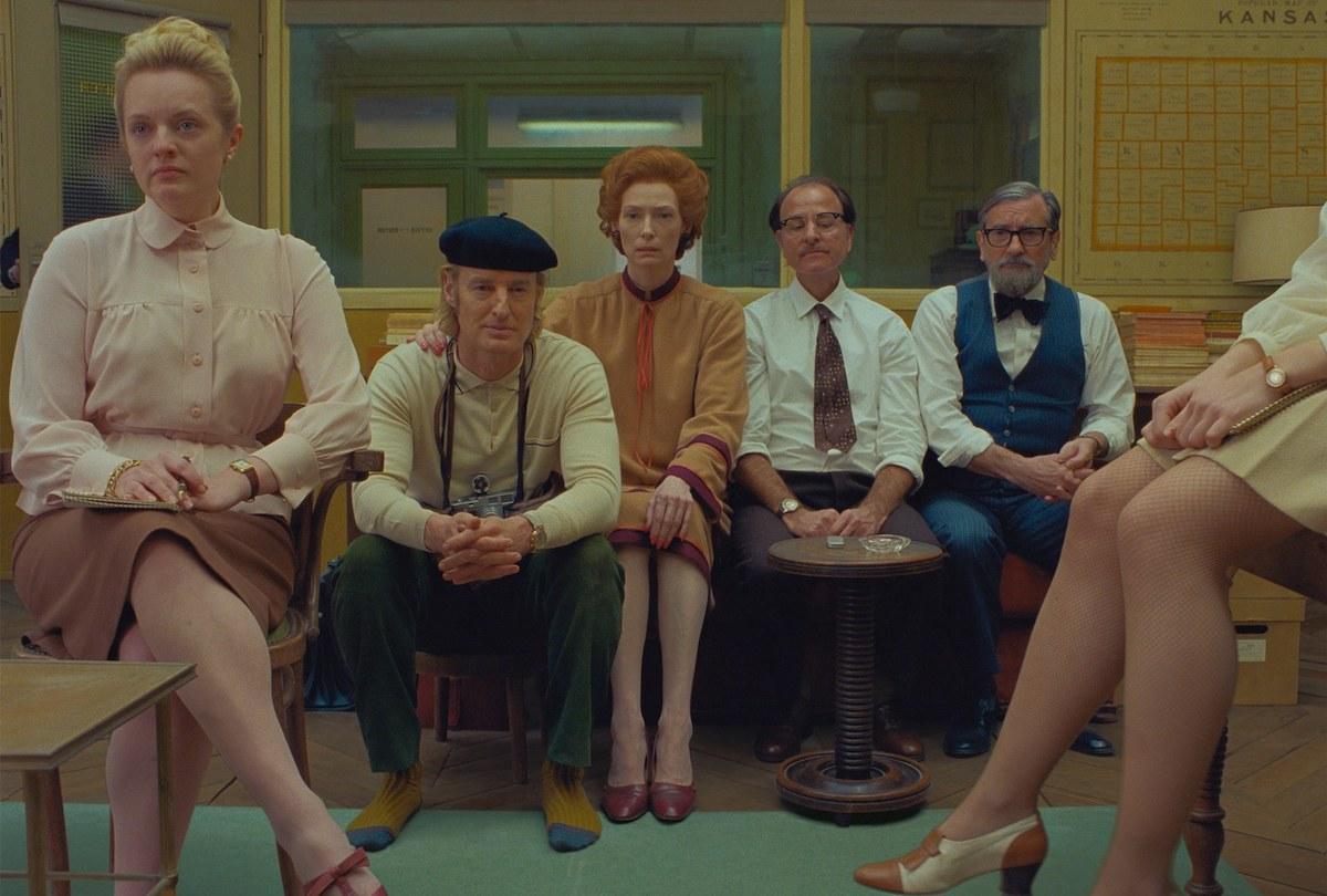 'The French Dispatch', guarda il trailer del nuovo film di Wes Anderson