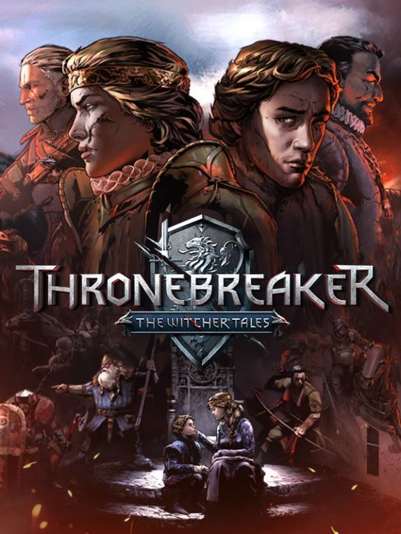 Thronebreaker: The Witcher Tales - CD Projekt Red
