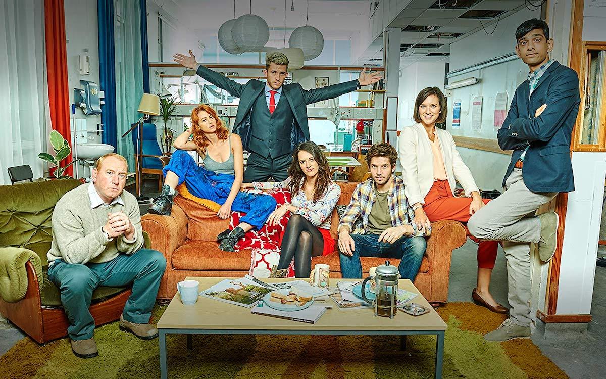 Le serie tv da rivedere mentre là fuori il panico
