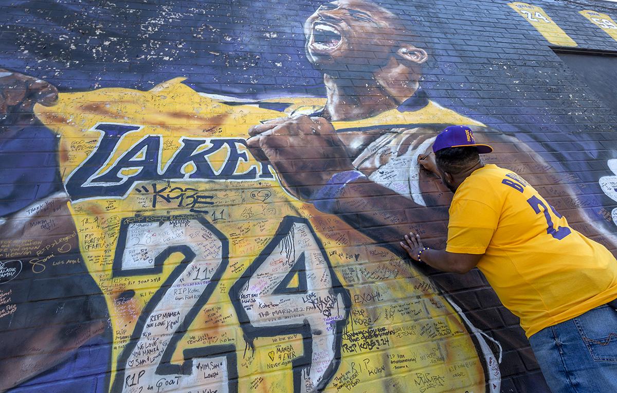 """""""Los Angeles è ancora in ginocchio"""": sensazioni dal Kobe Bryant Memorial"""