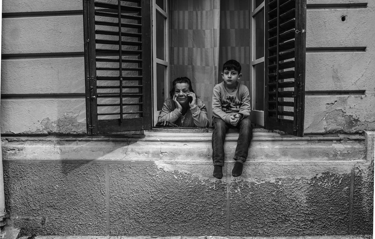 Gli scatti di Francesco Faraci raccontano Palermo ai tempi del Coronavirus