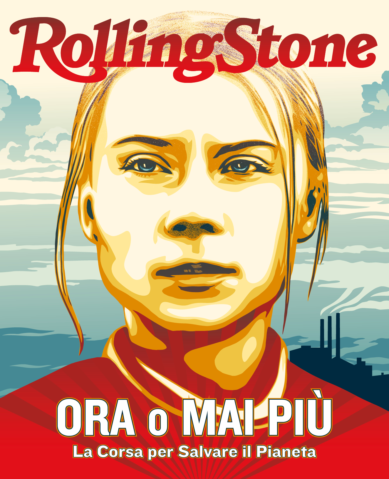 digital cover Rolling Stone Italia