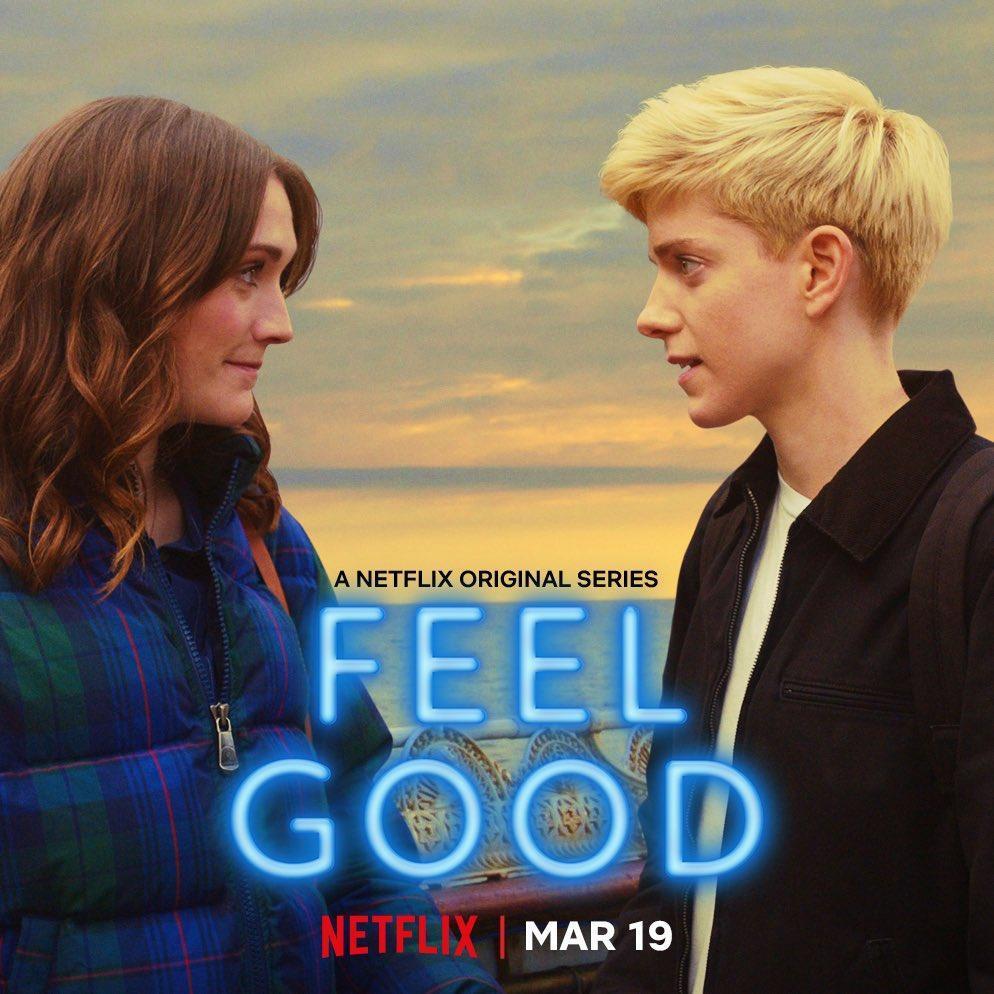 Feel Good - Mae Martin e Joe Hampson