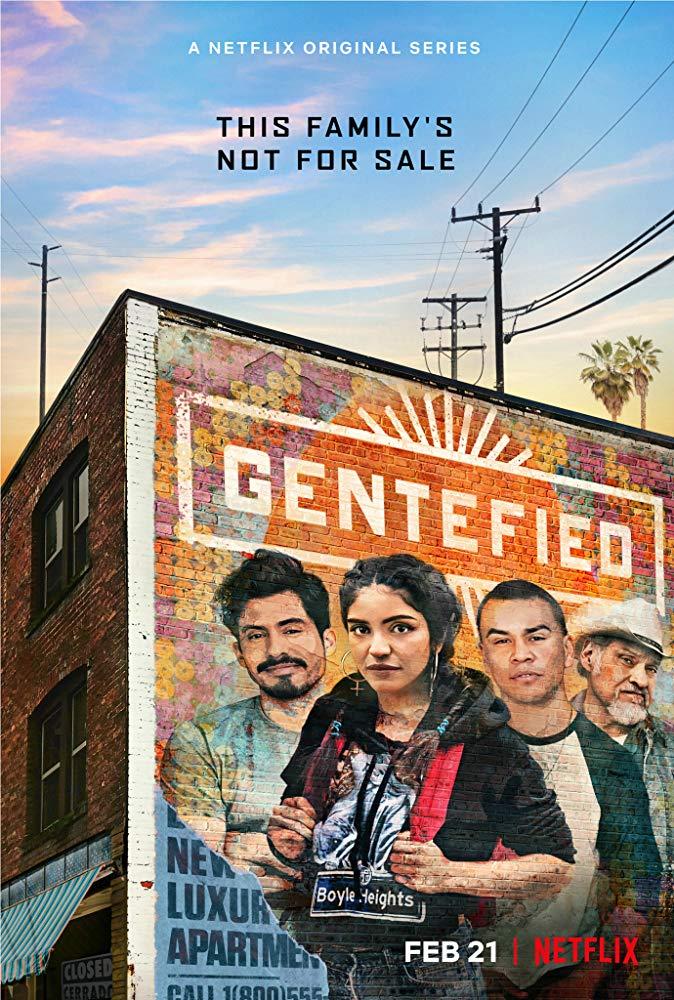 Gentefied - Linda Yvette Chávez e Marvin Lemus