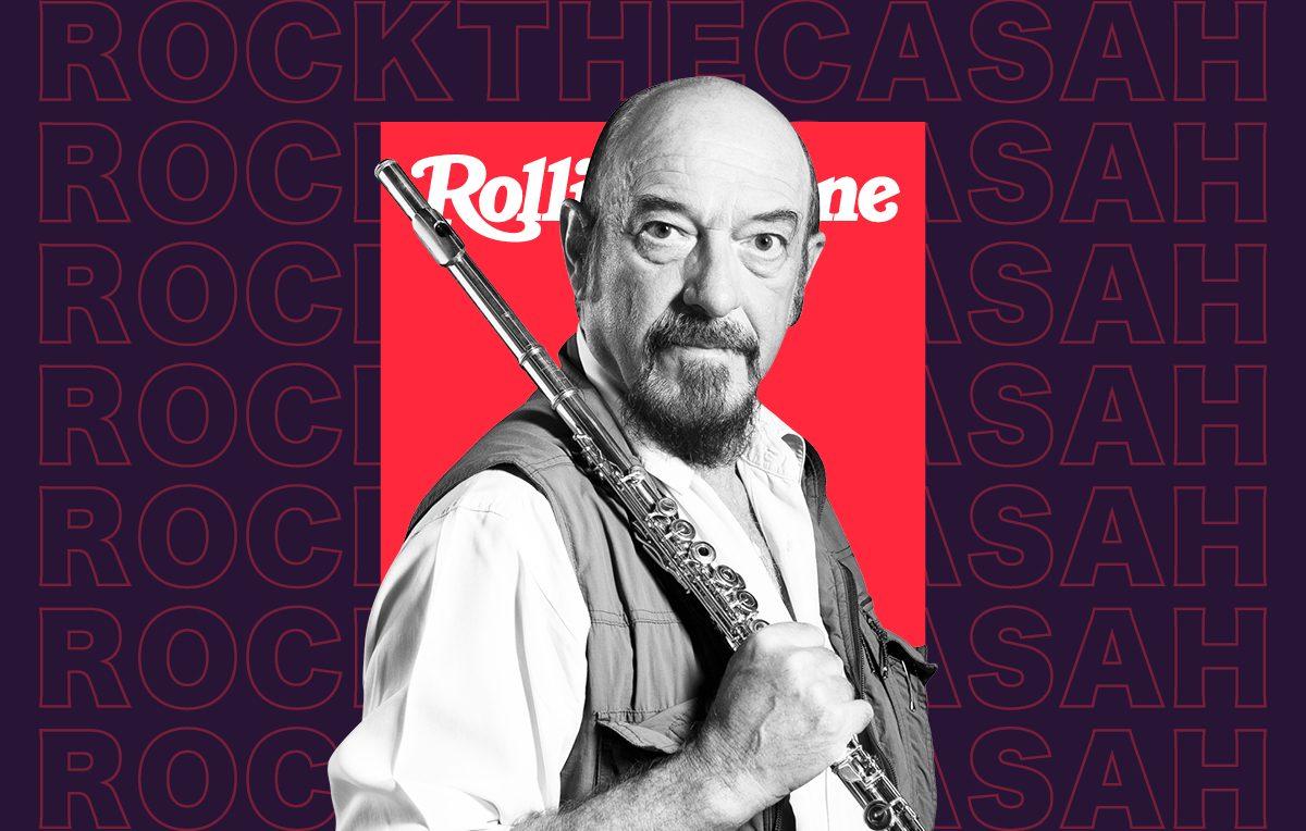 Rock-the-casah, la quarantena di Ian Anderson