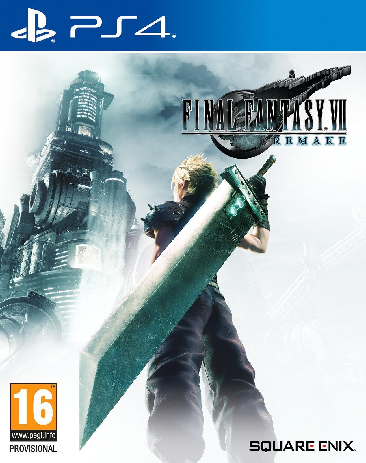 Final Fantasy VII Remake - Square Enix