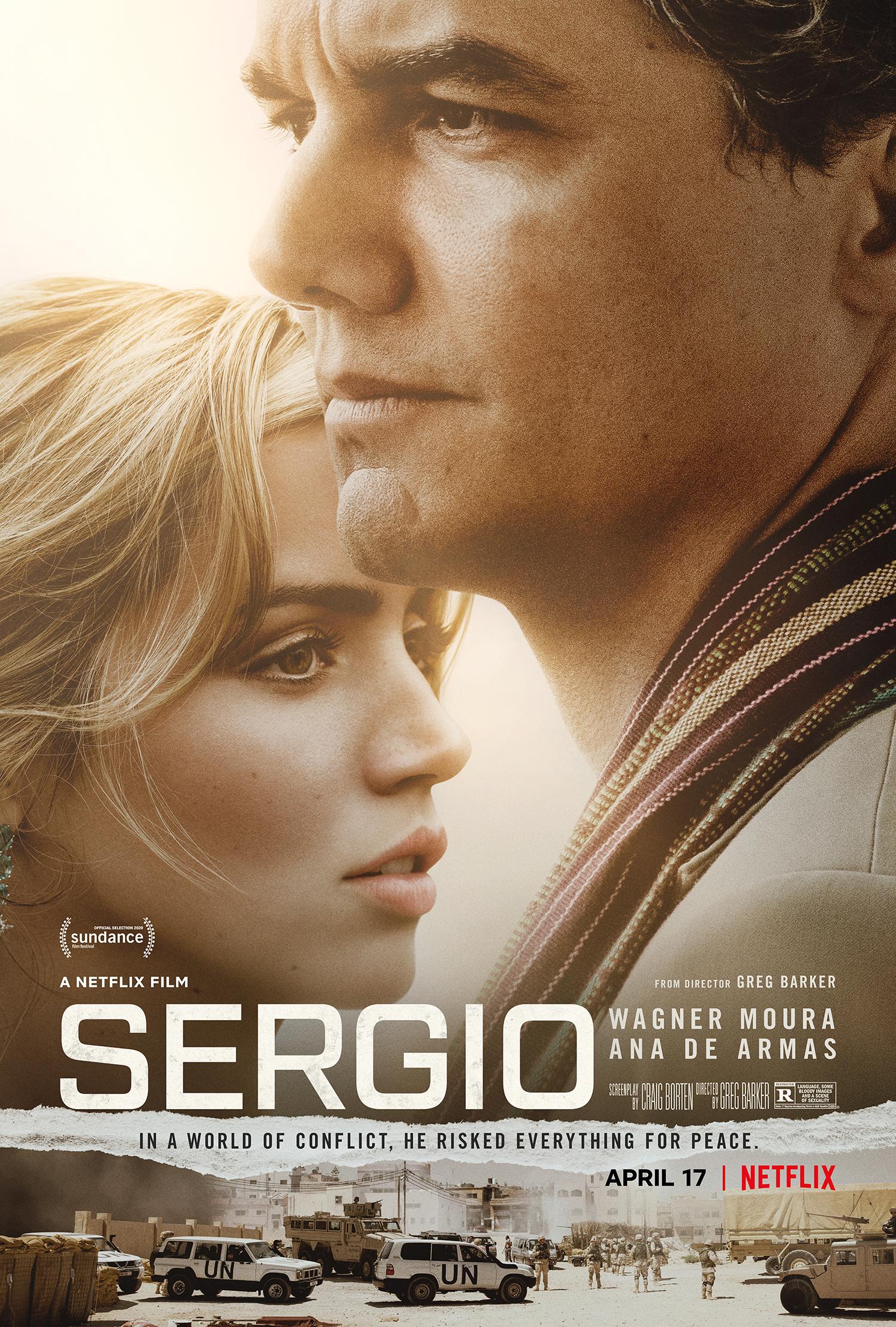 Sergio - Greg Baker