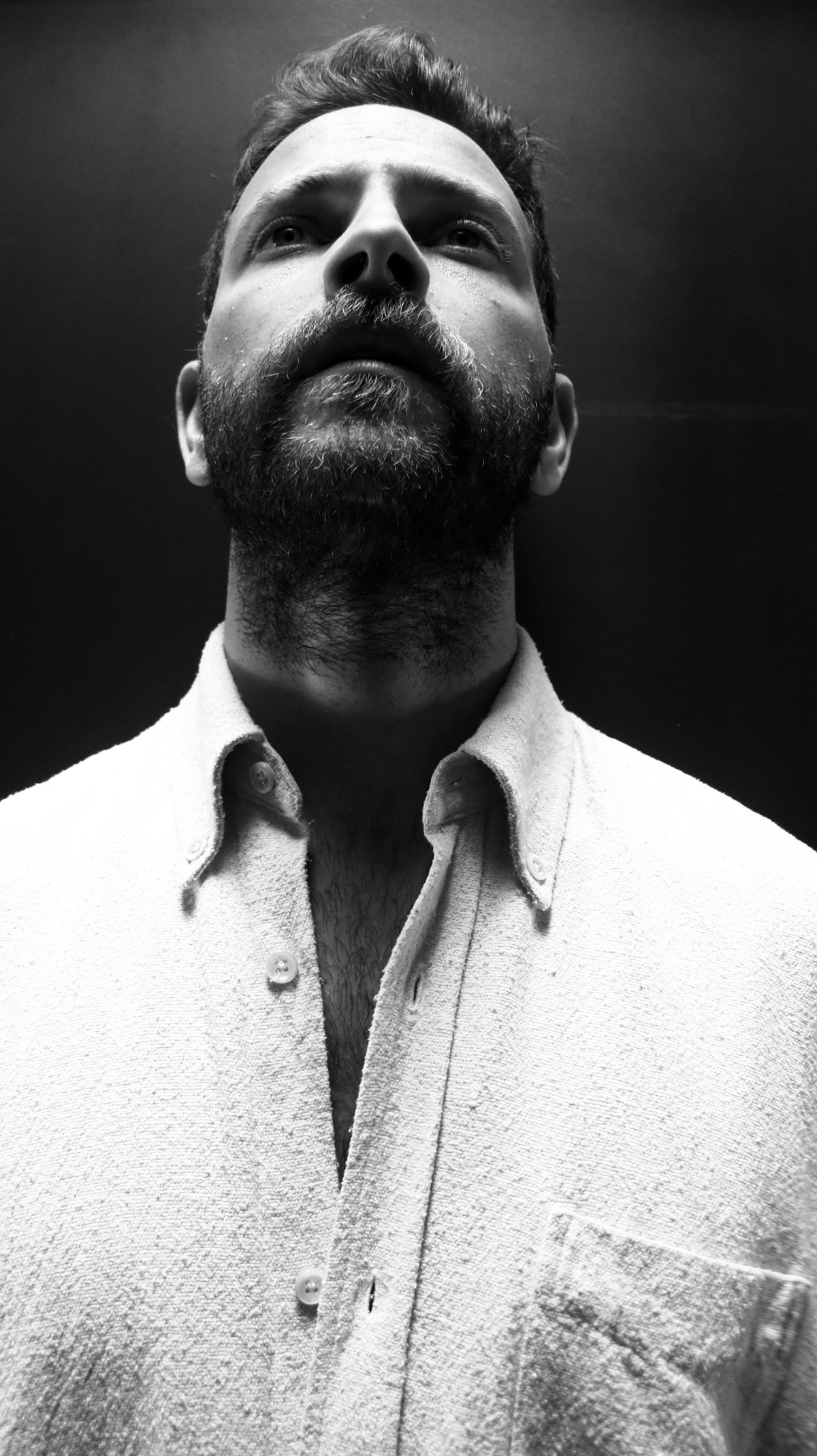 Alessandro Borghi cover Rolling Stone