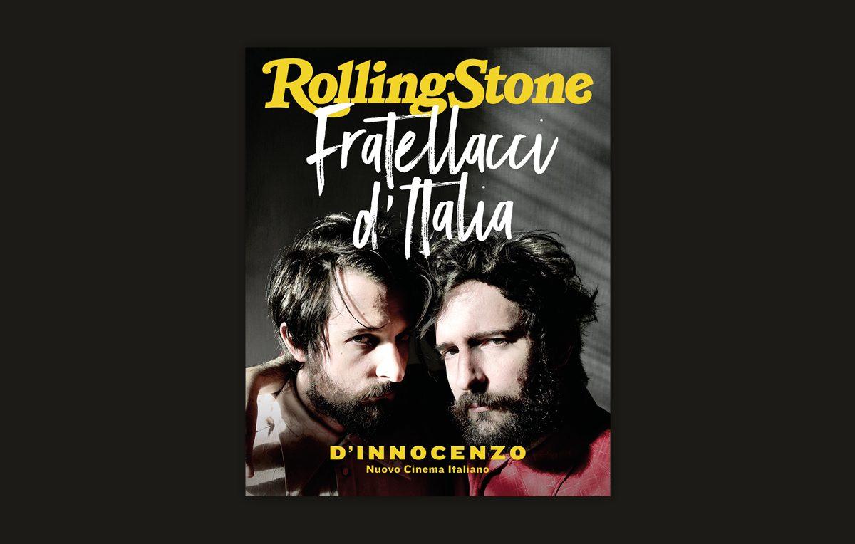 I fratelli D'Innocenzo sulla cover di Rolling Stone