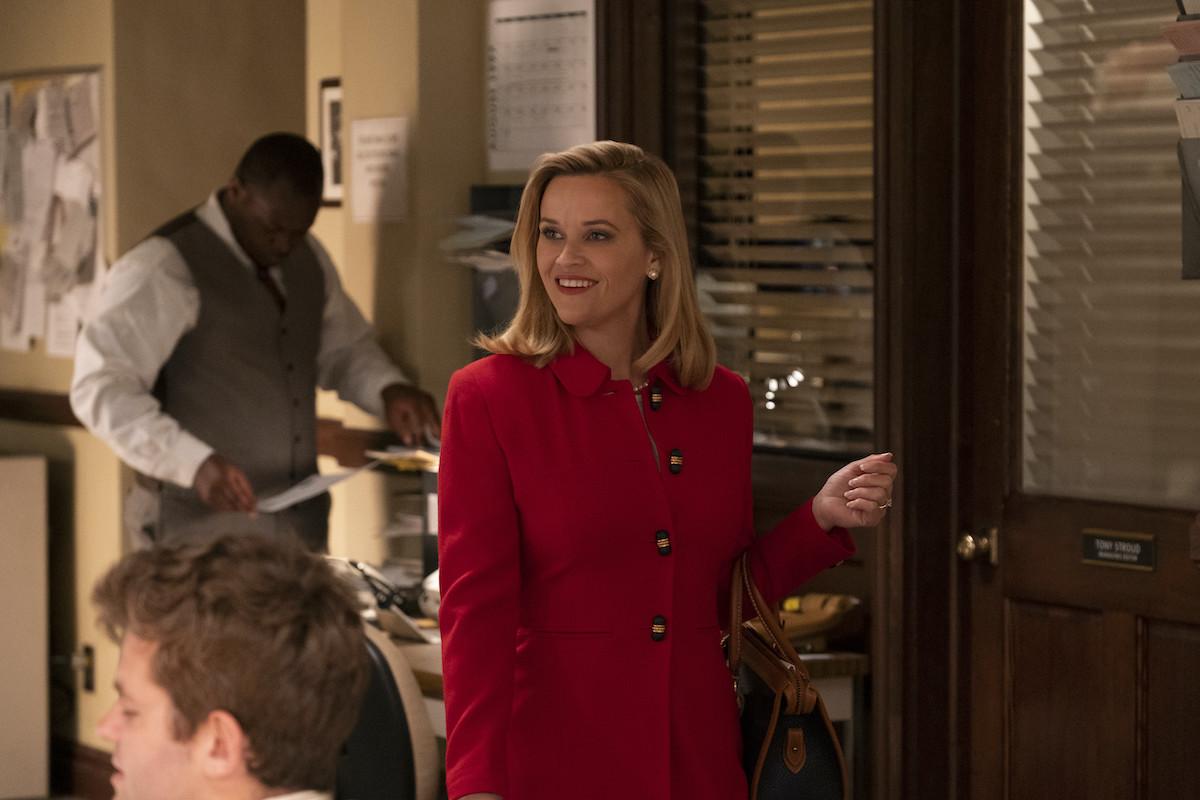 Reese Witherspoon la smetterà mai di interpretare sempre lo stesso ruolo?
