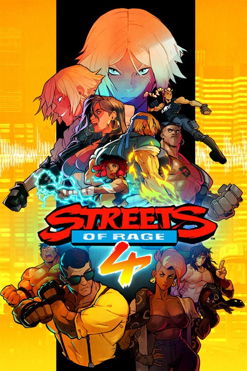 Streets of Rage 4 - DotEmu, Yooreka Studio (Greater China)