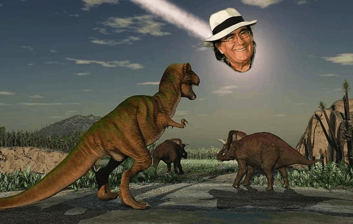 Aiutate Al Bano a sconfiggere i dinosauri nel nuovo ...