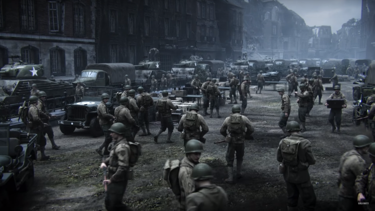 Call of Duty: WWII arriva gratis su PlayStation