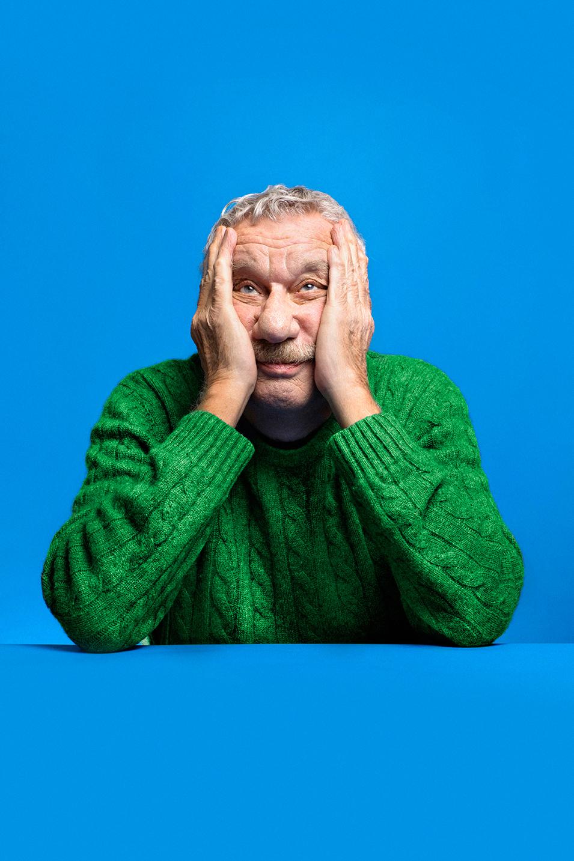 Paolo Conte foto di Laura Baiardini per Rolling Stone