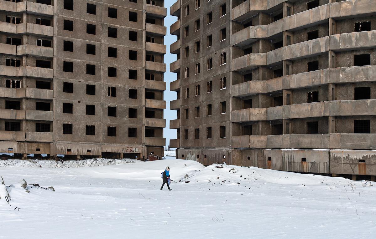 Concrete Siberia. Soviet Landscapes of the Far North
