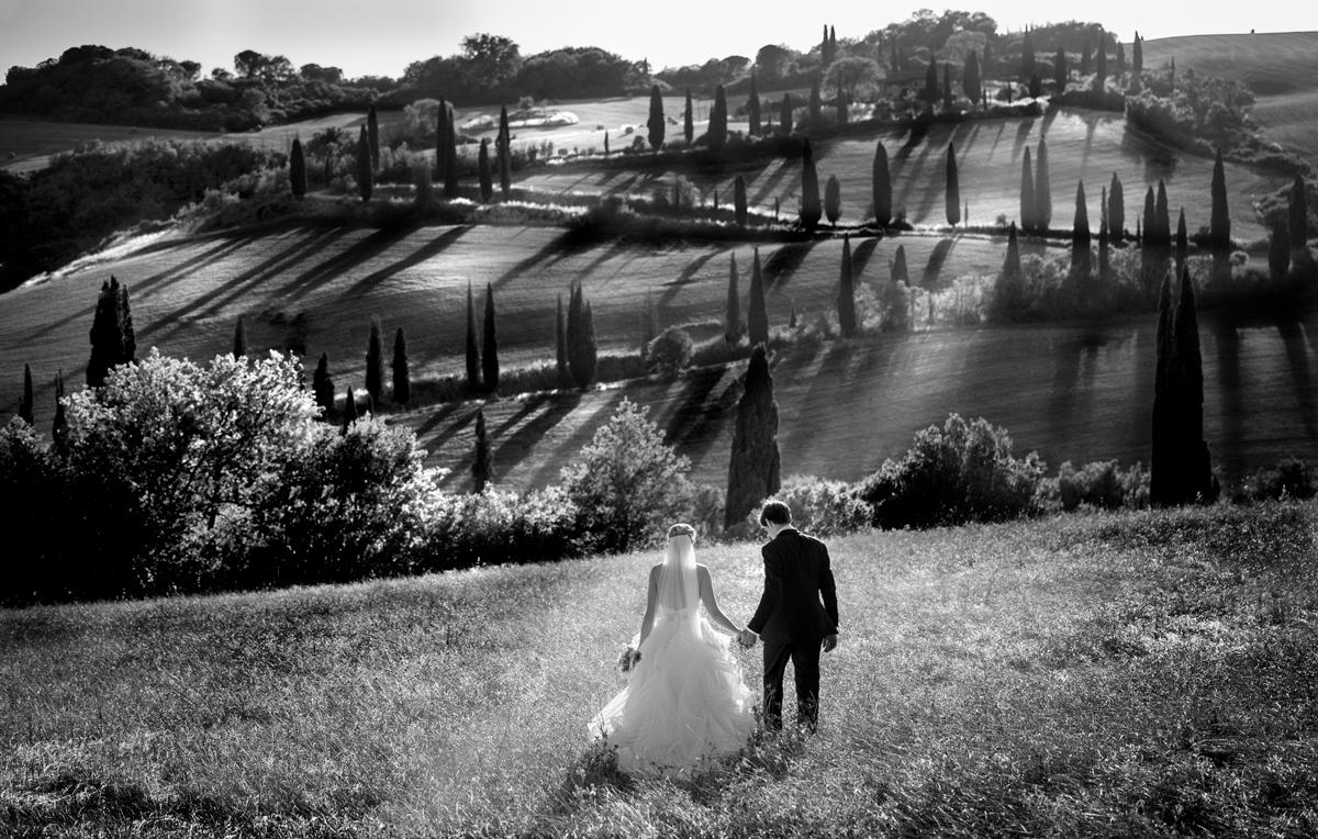 Un nuovo modo di guardare la fotografia di matrimonio