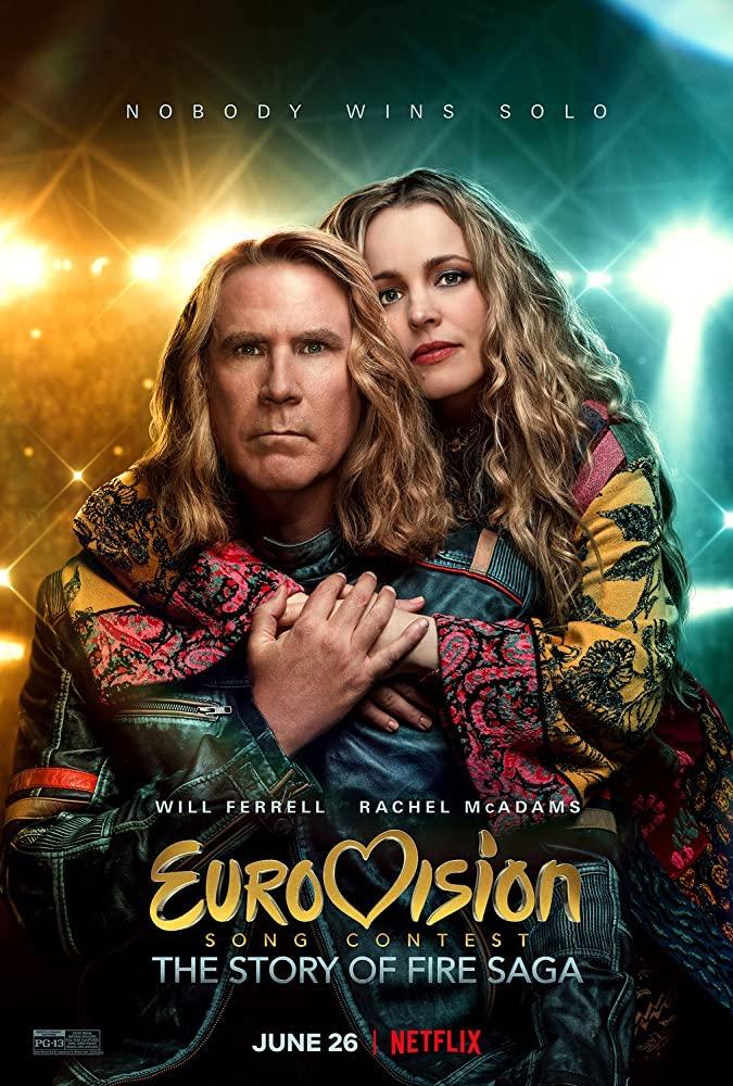 Eurovision Song Contest – La storia dei Fire Saga - David Dobkin