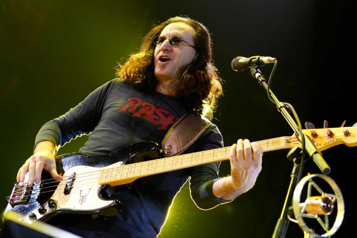 Geddy Lee: i miei 10 bassisti preferiti