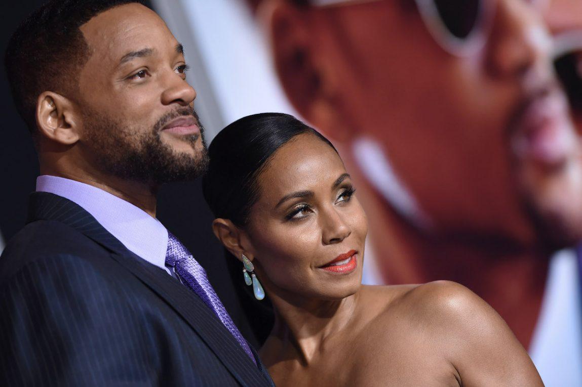 I problemi di coppia di Will Smith e Jada Pinkett sono diventati un affare nazionale