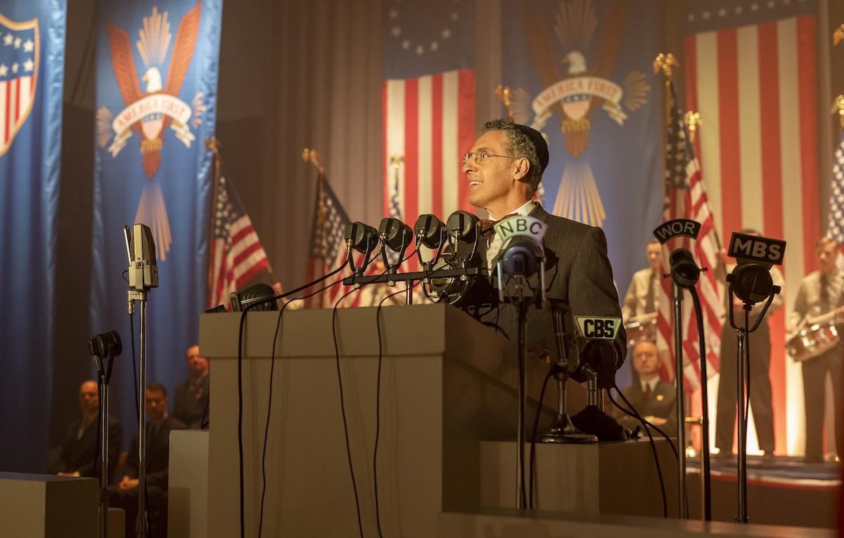 the plot against america serie tv