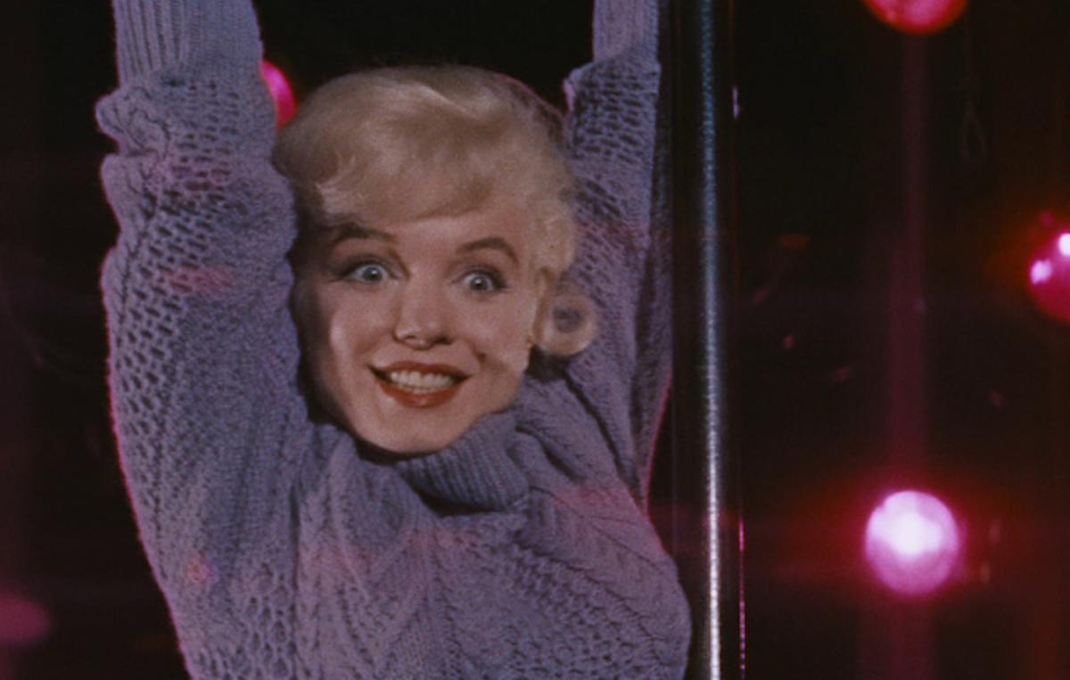 Marilyn, facciamo l'amore!