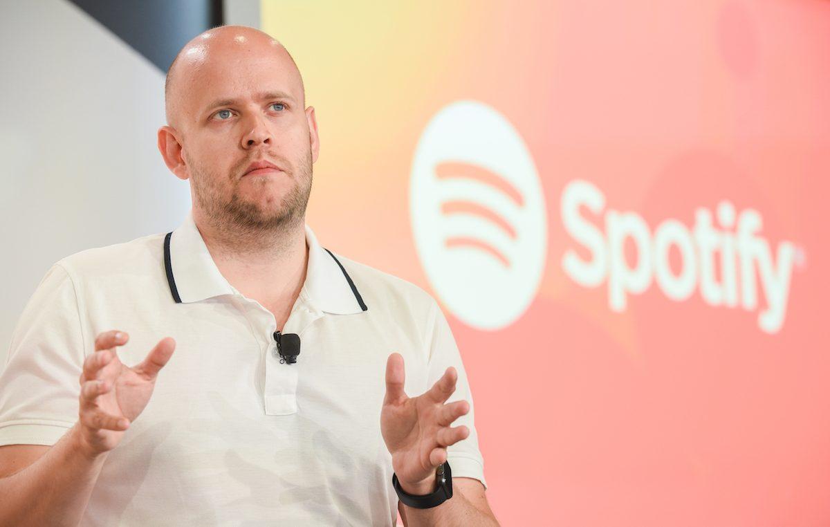 Il CEO di Spotify ha appena fatto incazzare un sacco di musicisti