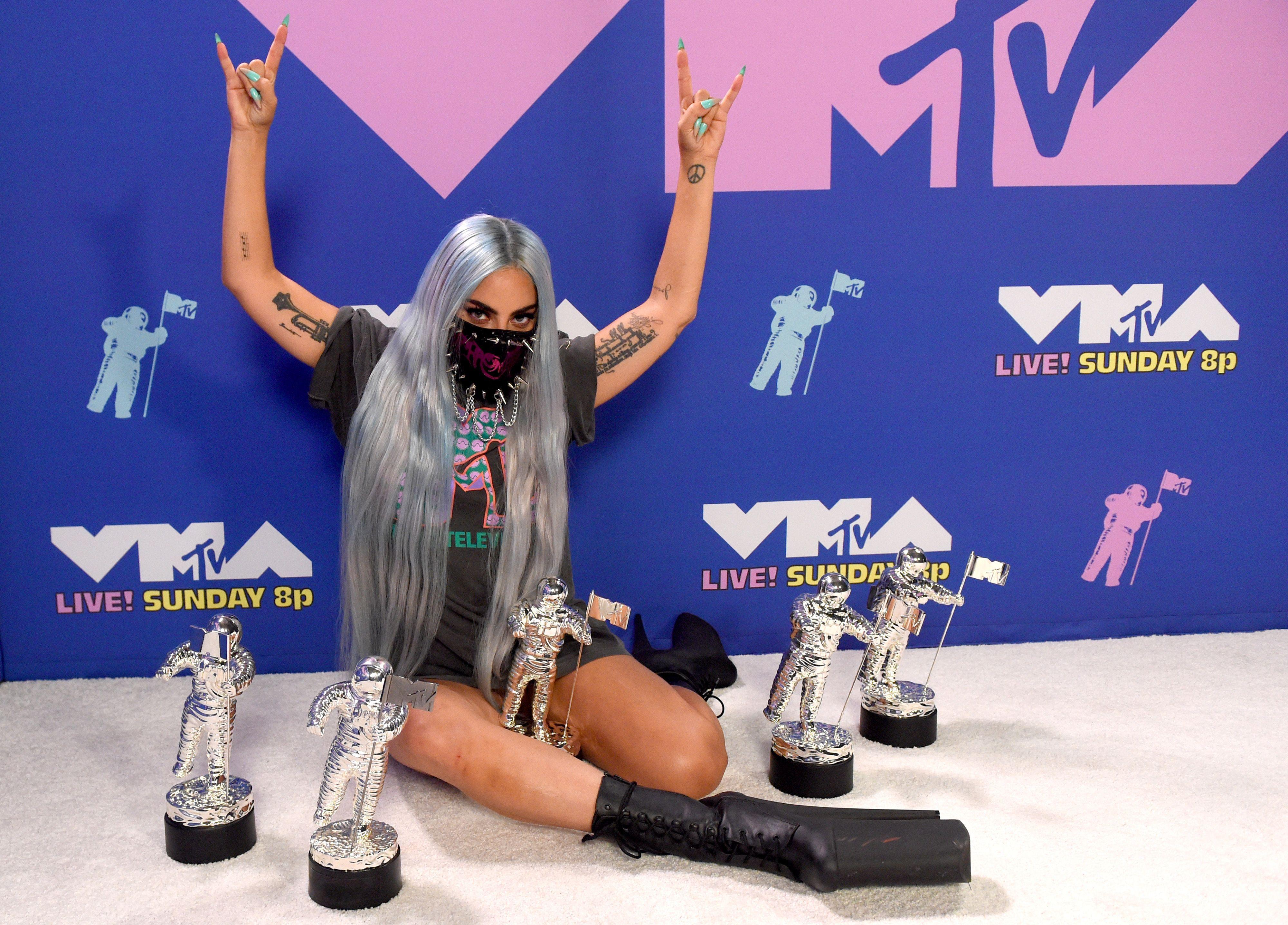 VMA 2020, ecco i vincitori. Spoiler: è stato l'anno di Lady Gaga | Rolling Stone Italia