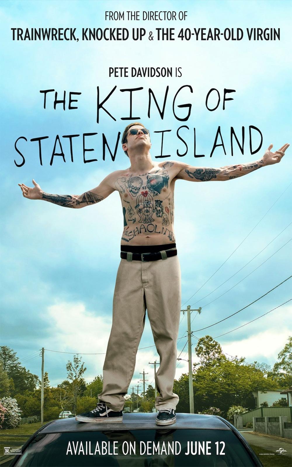 Il re di Staten Island - Judd Apatow