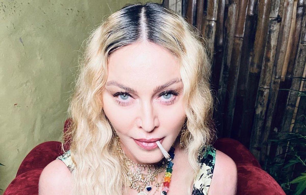Madonna dirigerà il suo biopic