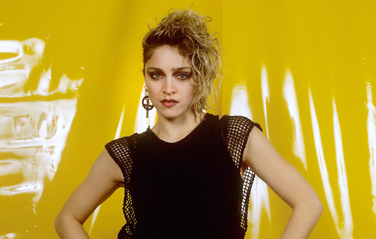 Madonna che demo!