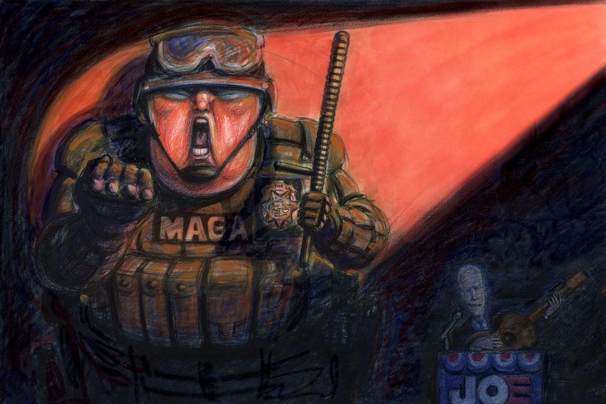 USA 2020 - cover