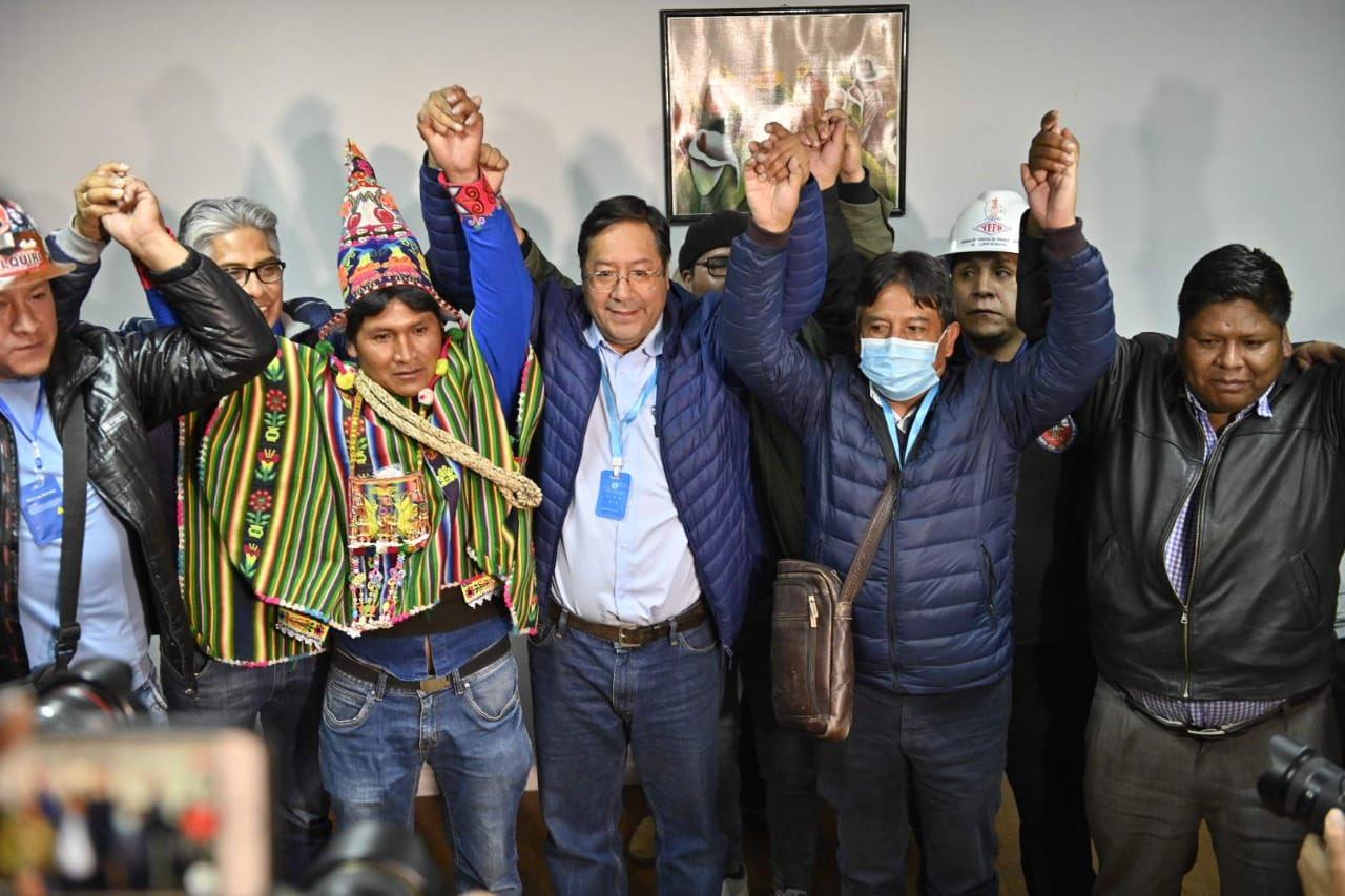 Ampia vittoria di Arce in Bolivia