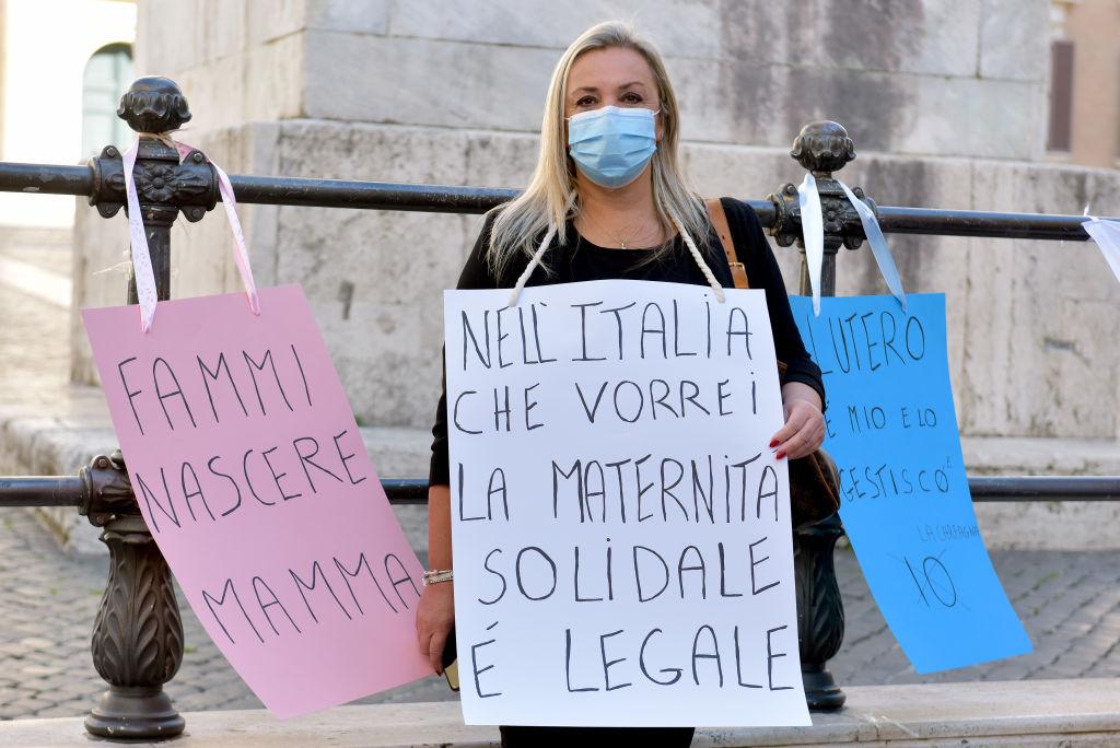 Senza utero per un cancro, senza figli per una legge