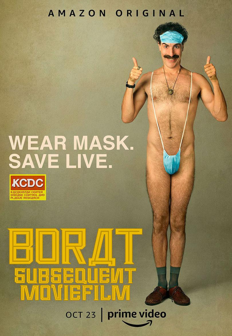 Borat – Seguito di film cinema - Jason Woliner