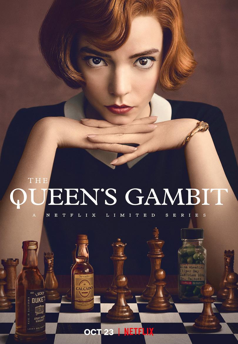 La regina degli scacchi - Scott Frank